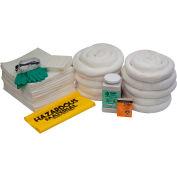 ENPAC® 95 Gallon SpillPack Spill Kit, Oil Only, Easy-Off Lid, Yellow, 1492-YE