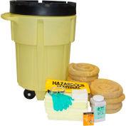 ENPAC® Refill For 95 Gallon Wheeled SpillPack Spill Kit, Aggressive, 1498-RF