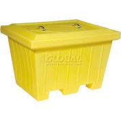 """Enpac 1505-YE Yellow Large Tote, 35-1/2""""L x 45""""W x 30-13/32""""H"""