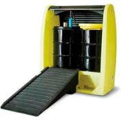 ENPAC® 4062-YE 2 Drum Hardcover & Spillpallet
