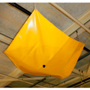"ENPAC® Drip Dam / Leak Diverter, 18' x 18' x 1/4"", 461818-YE"