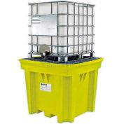 ENPAC® 5460-YE-D IBC Space Saver with Drain