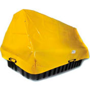 "Enpac HDPE Spill Containment Cover for Poly-Tank Containment Unit/550, 115""L x 75""W x 51/2""H"