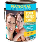 National Pool Shield CRX™ Chlorinated Rubber Xtra, Black, Gallon, 1/Case - 6406-G
