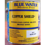 Blue Water Copper Shield™ 45 Ablative, Royal Blue 32oz. Bottle 1/Case - 8601Q