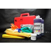 Spilfyter® Grab & Go ® Battery Acid Spill Kit-1/Case