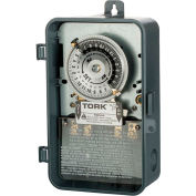 NSI 1104-N 208-277V DPST 40A 24 Hr. Timer Noryl Case