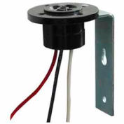 NSI 2224 120-480V Receptacle + Mounting Bracket