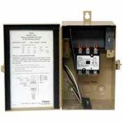 NSI TORK® 5401A Contactor, 120V Coil, 40A, 3PST, 120-277V, Metal NEMA 1 Enclosure