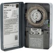 NSI TORK® 8004 24 Hour Cycle Timer 20A 208-277V SPDT Indoor Metal Enclosure