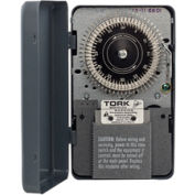 NSI TORK® 8601 60 Minute Cycle Timer, 20A, 120V, SPDT, Indoor Metal Enclosure