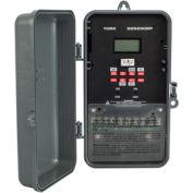 NSI DZS200BP Multivolt 365 Day Astro Supercap 2 Ch. 20A SPDT W/Portable Mem. Module