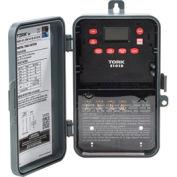 NSI TORK® E101B 24 Hour Digital 1 Channel, 40A, 120-277V, SPST, Indoor/Outdoor Plastic Enclosure