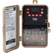 NSI TORK® E120B 24 Hour Digital 1 Channel, 30A, 120-277V, SPDT, Indoor/Outdoor Plastic Enclosure