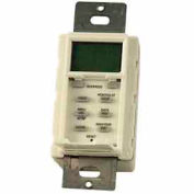NSI TORK® SS703ZA 7 Day In-Wall, In-Line, Astro Timer, Light Almond