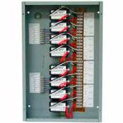 NSI TRP802 8 TRP2 Powerpacks In Prewired Panel