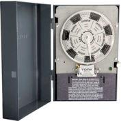 NSI TORK® W300 7 Day Time Switch, 40A, 120V, 3PST, Indoor Enclosure