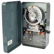 NSI TORK® WH2B 24 Hour Water Heater, 40A, 208-250V, DPST, Indoor Metal Enclosure