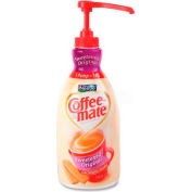 Nestle® Coffee-Mate Non-Dairy Liquid Pump Bottle, Sweetened Original, 50.7 oz.