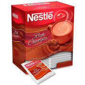 Nestle® - Hot Cocoa Mix, Rich Chocolate, 0.71 oz., 50/Box