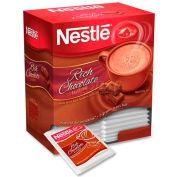 Nestle NES25485 - Hot Cocoa Mix, Rich Chocolate, 0.71 Oz, 50/Box