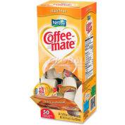 Coffee-Mate NES35180BX - Liquid Creamer Singles, Hazelnut, .38 Oz, 50/Box