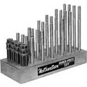 "Northwestern 32 Pc Punch Press Set 1/2""-13"