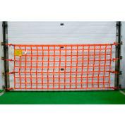 US Netting Loading Dock Safety Net, 4 Feet x 12 Feet, OHPW412