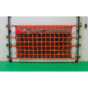 US Netting Loading Dock Safety Net, 4 Feet x 26 Feet, OHPW426