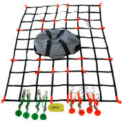 "Ultimate Truck Cargo Net Tie Down Kit, 113"" x 90"" - UTDK-11390"