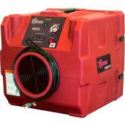 Novair Air Scrubber/Negative Air Machine 700-200 CFM w/ HEPA Filtration