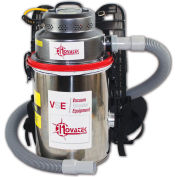 Novatek™ 3.3 Gallon Electric Backpack HEPA Vacuum - VA03EBK
