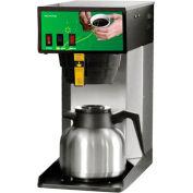 "Newco 120718 - AKH-TCA Coffee Brewer, Eco Series, 120V, 8-1/2""W x 17-3/4""D x 17-5/8""H"