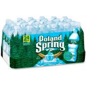 Poland Springs Water, 16.91 Oz, 24/Carton