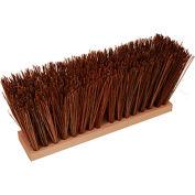 "O-Cedar Commercial 16"" Street Broom, African Bass 6/Case - 27128 - Pkg Qty 6"