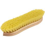 "O-Cedar Commercial 11"" Pointed Scrub Brush, Tampico 12/Case - 27169 - Pkg Qty 12"