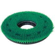 """O-Cedar Commercial 17"""" MaxiPlus® 500 Grit Rotary Scrub Brush, Fine-Duty - 61017"""