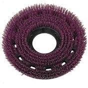 """O-Cedar Commercial 15"""" MaxiPlus® 46 Grit Rotary Scrub/Strip Brush, Heavy-Duty - 61515"""