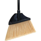 O-Cedar Commercial MaxiPlus® Professional Angle Broom, Flagged - 91351 - Pkg Qty 4