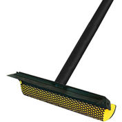 "O-Cedar Commercial Window/Auto Squeegee, 16"" Handle 12/Case - 96808-S - Pkg Qty 12"