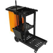 O-Cedar Commercial MaxiRough® Janitor Cart - 96980
