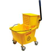 O-Cedar Commercial 26-Qt Mop Bucket & Wringer 1/Case - 96988
