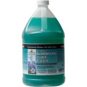ez2Mix Concentrated Bathroom Cleaner, Gallon Bottle, 2 Bottles