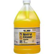 ez2Mix Concentrated Neutral Floor Cleaner, Citrus, Gallon Bottle, 2 Bottles