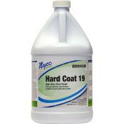 Hard Coat Floor Sealer/Finish, Gallon Bottle, 4 Bottles