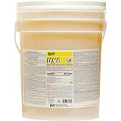 Nyco Uno Lemon Disinfectant 64:1 Dilution, Lemon Scent, 5 Gallon Pail 1/Case - NL760-P5