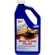 Wood Floor Polish, 32 oz. Bottle, 6 Bottles