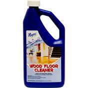 Nyco Wood Floor Cleaner, Lemon Scent, Quart Bottle 6/Case - NL90472-903206