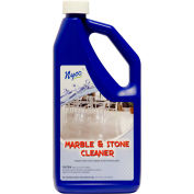 Nyco Marble & Stone Cleaner, Lemon Scent, Quart Bottle 6/Case - NL90477-903206