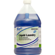Nyco HE Liquid Laundry Detergent, Fresh N' Clean Scent, Gallon Bottle 4/Case - NL929-G4